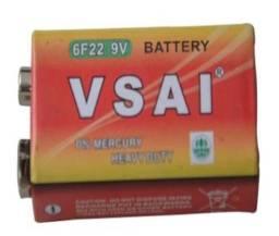Bateria 9v Super Para Violão Brinquedos Microfone
