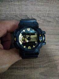 Relógio g shock GBA 400 g mix comprar usado  Belford Roxo