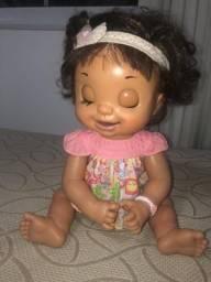 Baby alive troninho com defeito comprar usado  Fortaleza