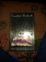 Livro: Os Diários de Carrie