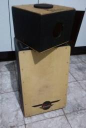 Cajon + Caixa Artesanal