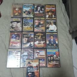 Kit 17 DVDs de gang bang