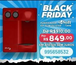 Purificador Soft  Star  Black Friday