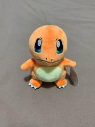 Pelúcia Pokemon - Charmander