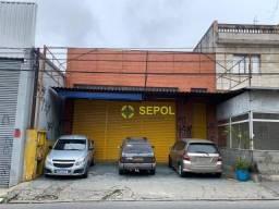 Galpão para alugar, 237 m² por R$ 4.500/mês - Vila Rica - São Paulo/SP