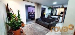 Apartamento à venda com 3 dormitórios em Parque amazônia, Goiânia cod:NOV235956