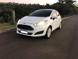 Ford New Fiesta Hatch 1.5 Fab 2014 Mod 2014