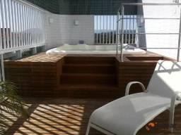 Apartamento com 4 quartos para alugar, 372 m² - Enseada Azul - Guarapari/ES
