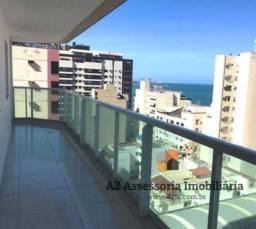 Apartamento para Venda em Vila Velha, Itapuã, 3 dormitórios, 1 suíte, 2 banheiros, 2 vagas