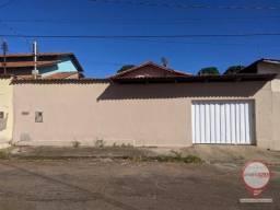 Casa com 3 dormitórios para alugar, 110 m² por R$ 1.200,00 - Residencial Celina Park - Goi