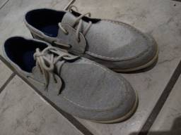 Sapato usado em ótimo estado