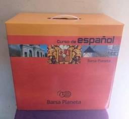 Box Curso de Espanhol Barsa Planeta