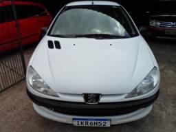 Peugeot 206 soleil 2002 novo - 2002