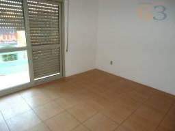 Apartamento com 1 dormitório para alugar, 40 m² por r$ 800/mês - centro - pelotas/rs