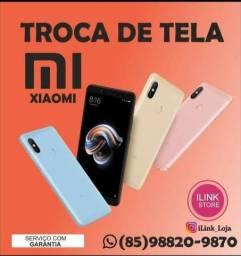 Xiaomi Troca de Tela