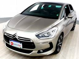 Citroën DS5 1.6 So Chic Turbo 16V 5p Aut. - Prata - 2016 - 2016