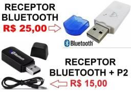 Receptores Bluetooth 2.1 Usb P2