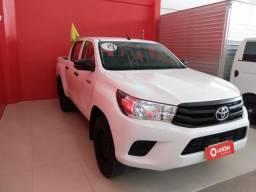 Toyota Hilux Cd Std 2.8 Power Pack Mt 4x4 Diesel 4P - 2019