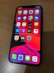 IPhone X 256 GB Novinho e com Nota fiscal