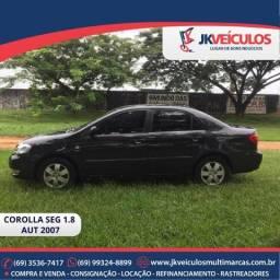 Corolla 2007 Seg 1.8 conservadíssimo - 2007