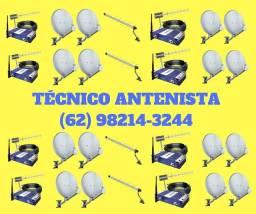 Técnico - Instalador de Antenas