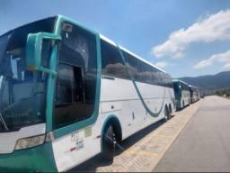 Ônibus rodoviário turismos Busscar
