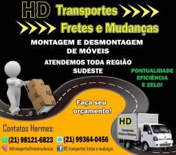 HD Transportes Fretes e Mudanças