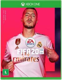 FIFA 20 XBOX ONE leia!!!