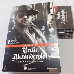 Box dvd Berlin Alexanderplatz