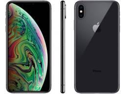 Arrasador iPhone XS Max 512gb - Nota Fiscal - Space Gray - Novo