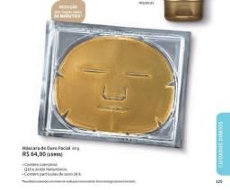 Máscara de Ouro Facial Jequiti