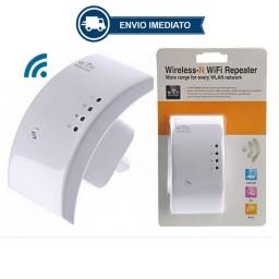 Repetidor Roteador Wireless-n Sinal Wifi Repeater 300mbps