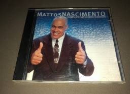 CD Mattos Nascimento - Parece Até um Sonho - Raridade