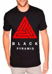 Blusas Black Pyramid, Chris Brown (aceitamos cartão)