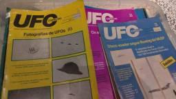 Coleção Revistas UFO