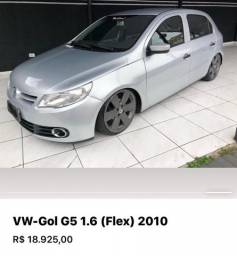 VW-Gol Power G5 completo 2010
