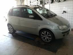 Carro IDEA ELX 1.4 FLEX ANO2008/2009