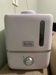 Umidificador de ar Black + Decker
