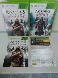 Game Assassin's Creed Xbox 360