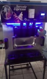 Máquina de sorvete e açaí expresso Frozzen