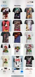 Camiseta Anime Geek Nerd Caveira Mexicana