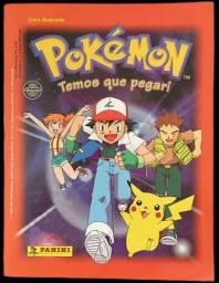 Álbum Pokémon - Temos Que Pegar! 1999