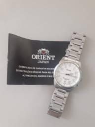 Relógio masculino Orient (original) Parnaíba