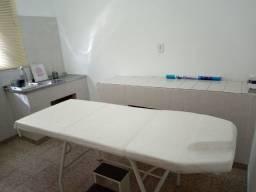 Sala para esteticista, manicure, fisioterapeuta