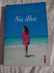 Livro Romance na ilha