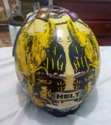 Vendo capacete Helt helmet