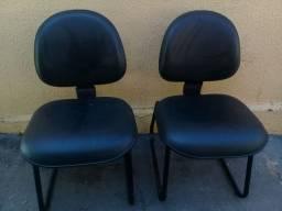 Vende-se dvuas cadeiras para escritório facilita entrega