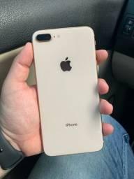 iPhone 8 Plus 64 gigas impecável