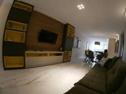 Apartamento 3 quartos, Praia da Costa, vista mar, porteira fechada, lazer