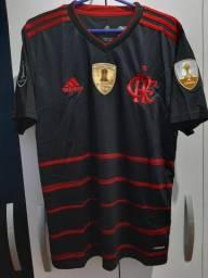 Camisa Do Flamengo 2020/21 III Unif. Pronta Entrega